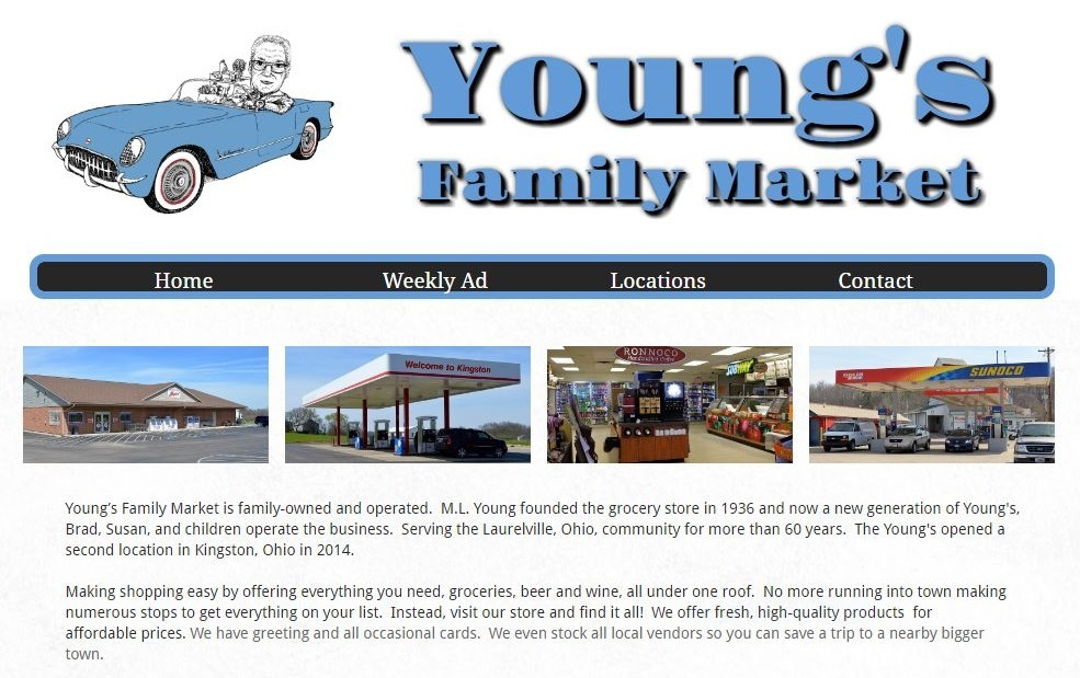 Young Family Market